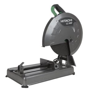 Hitachi CC14SFS 14'' Portable Chop Saw Review