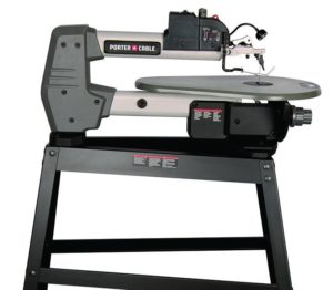18 inch Variable Speed Scroll Saw with Stand