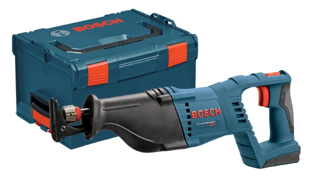 Bosch CRS180BL Reciprocating saw review