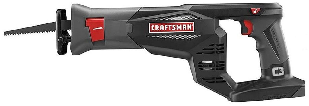 Craftsman 19-2 Reciprocating saw review