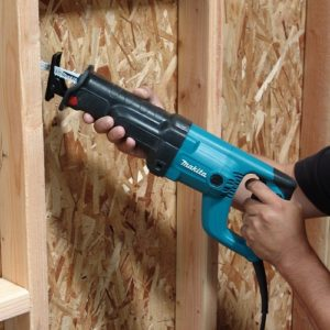 Makita JR3050T Amp Reciprocating Saw review