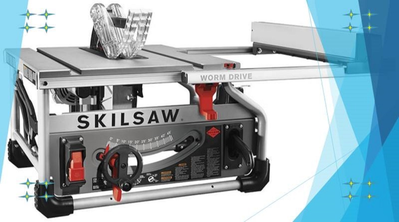 Skil Table Saw SPT70WT-01 Portable Whom Drive Table Saw Reviews